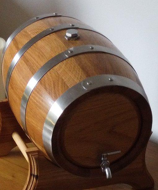 Oak Wine Cask photo
